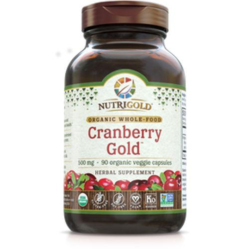 NutriGold - Cranberry Gold 500 mg 90 VCaps|