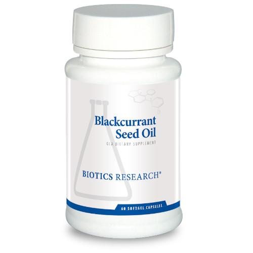 Biotics Research Blackcurrent Seed Oil 60 Caps