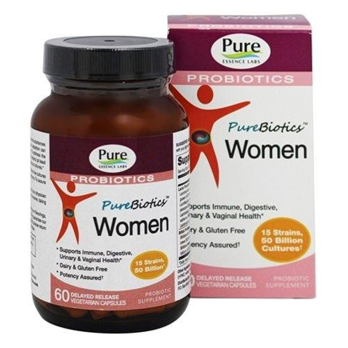 Pure Essence Labs - PureBiotics Women 60 VCaps|