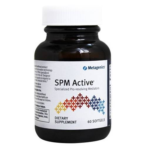 Metagenics - SPM Active 60 softgels||