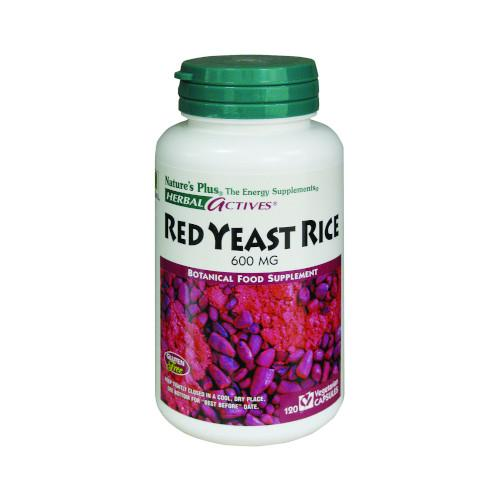 Nature's Plus Red Yeast Rice 600 Mg Vcaps 120-Nature's Plus-Ur Vitamins