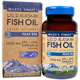 Wiley's Peak EPA 1000mg EPA DHA 60 Softgels-Wiley's-Ur Vitamins