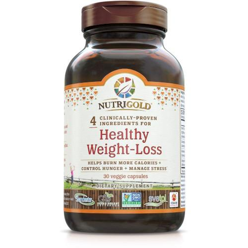 Healthy Weight-Loss Gold 30 VCaps