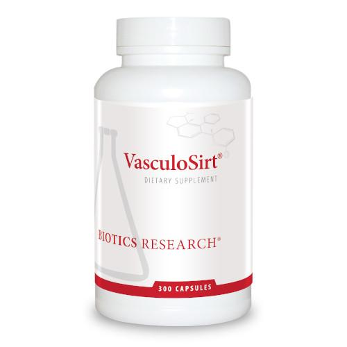 Biotics Research VasculoSirt 300 Caps