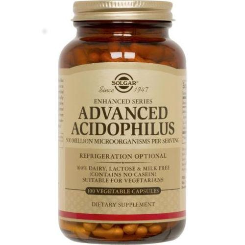 Solgar - Advanced Acidophilus 100 VCap