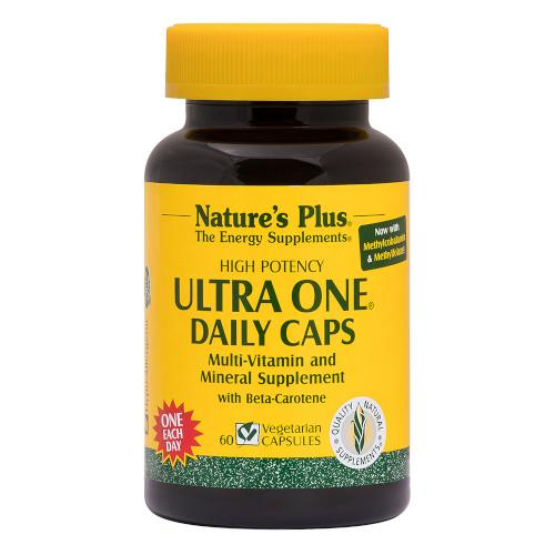 Nature's Plus Ultra One Daily Vcaps 60-Nature's Plus-Ur Vitamins