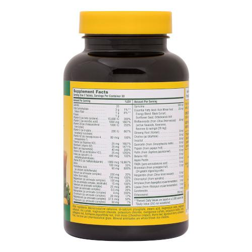 Nature's Plus Source Of Life No Iron Tablets 180-Nature's Plus-Ur Vitamins