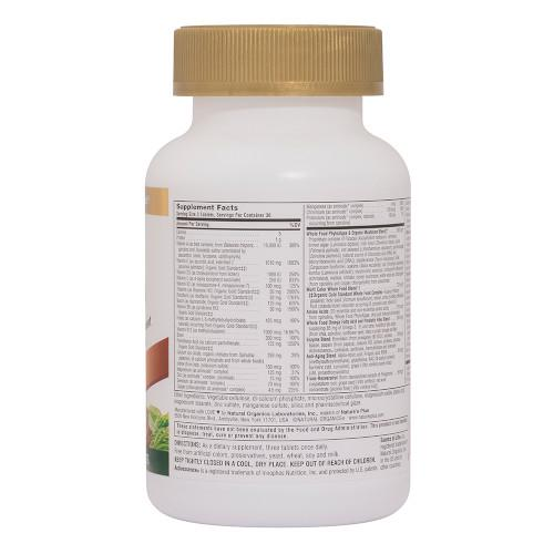 Source of Life Gold 180 Tablets-Nature's Plus-Ur Vitamins