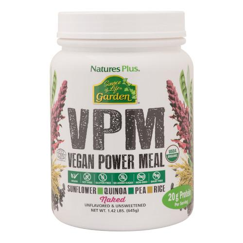 VPM Vegan Power Meal Naked 1.42 LBS-Nature's Plus-Ur Vitamins
