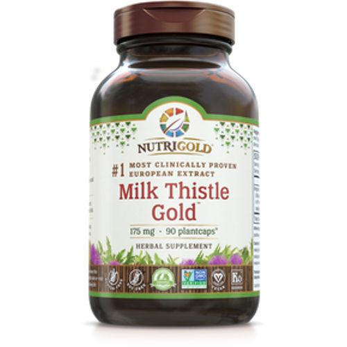 NutriGold - Milk Thistle Gold 90 VCaps|