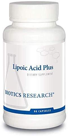 Biotics Research Lipoic Acid Plus 90 Caps