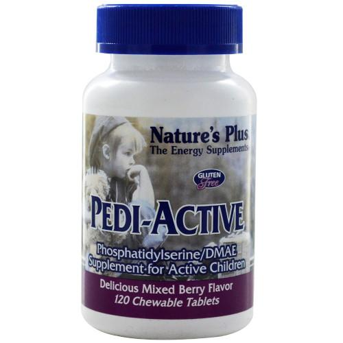 Nature's Plus Pedi Active Chewable 120-Nature's Plus-Ur Vitamins