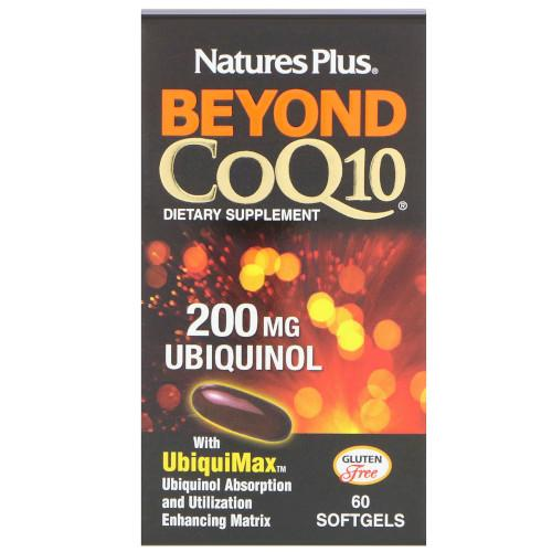 Beyond CoQ10 200mg 60 Softgels-Nature's Plus-Ur Vitamins
