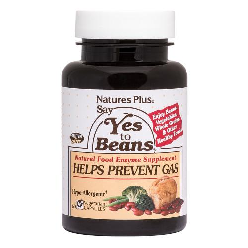 Nature's Plus Say Yes To Beans Vcaps 60-Nature's Plus-Ur Vitamins