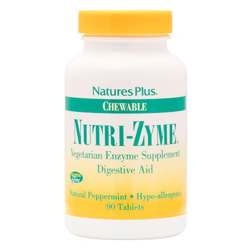 Nature's Plus Nutri Zyme Chewable 90-Nature's Plus-Ur Vitamins
