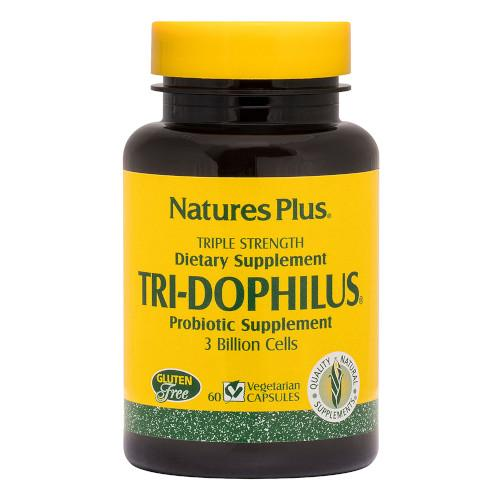Nature's Plus Tri-Dophilus Vcaps 60-Nature's Plus-Ur Vitamins