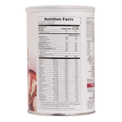 Spirutein Cherries Jubilee Shake 2.1 Lb-Nature's Plus-Ur Vitamins