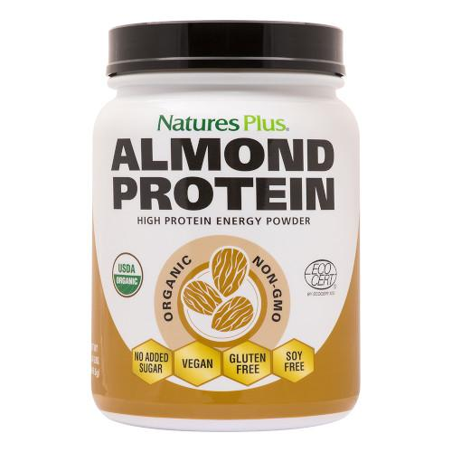 Nature's Plus Almond Protein 1.04 Lb-Nature's Plus-Ur Vitamins