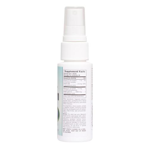 Nature's Plus Melatonin Spray 2 Oz-Nature's Plus-Ur Vitamins