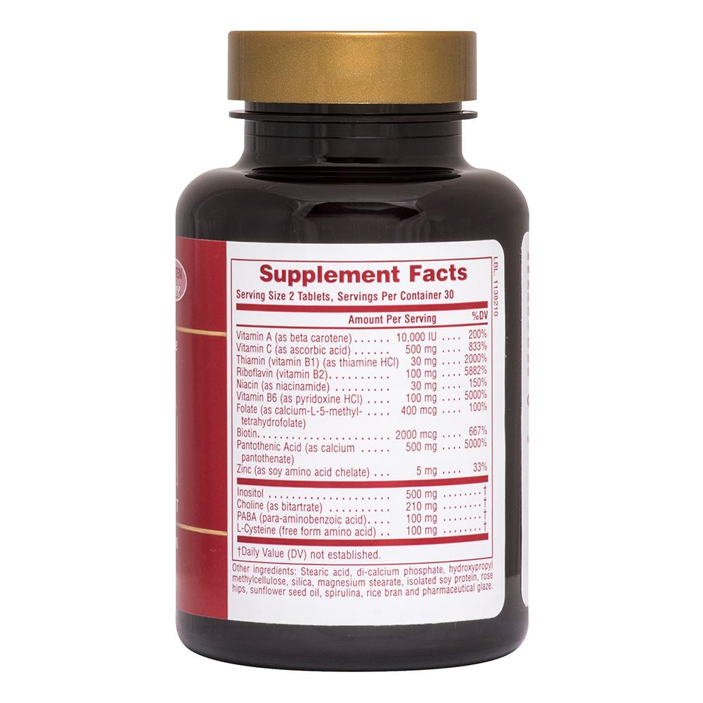 Nature's Plus Ultra Hair S/R Tablets 90-Nature's Plus-Ur Vitamins
