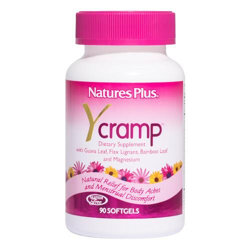 Nature's Plus YCramp 90 softgels-Nature's Plus-Ur Vitamins