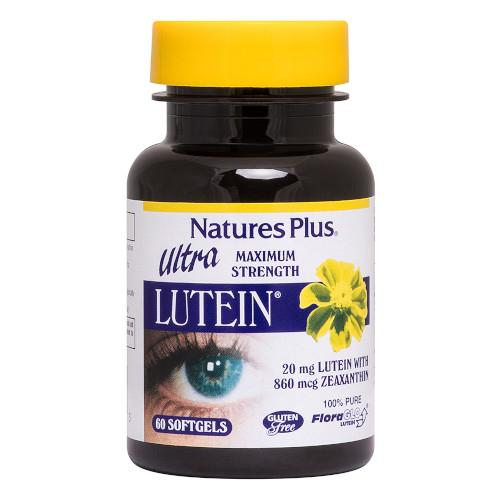 Nature's Plus Ultra Lutein 20Mg Softgels 60-Nature's Plus-Ur Vitamins