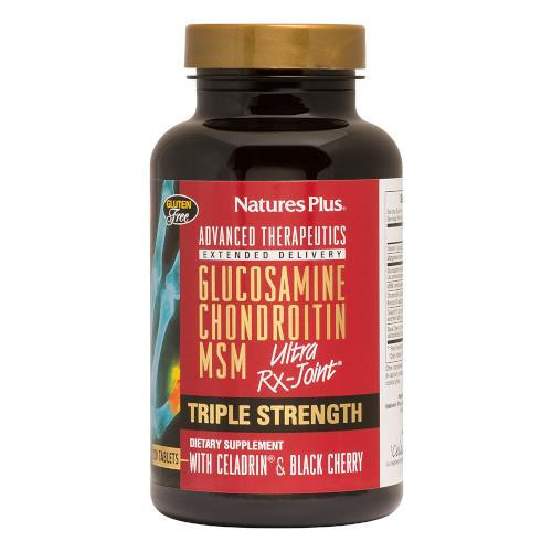 Triple Strength Ultra Rx-Joint 120 Tablets-Nature's Plus-Ur Vitamins