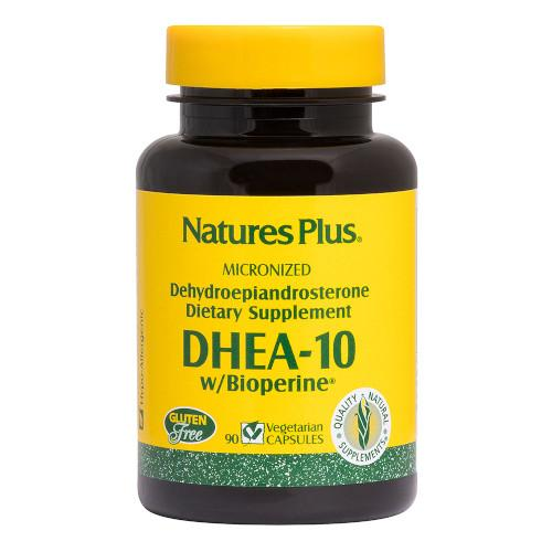 Nature's Plus DHEA 10 Mg 90 Vcaps-Nature's Plus-Ur Vitamins
