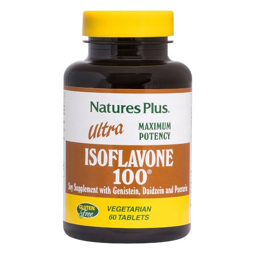 Nature's Plus Ultra Isoflavone 100 Mg Tablets 60-Nature's Plus-Ur Vitamins