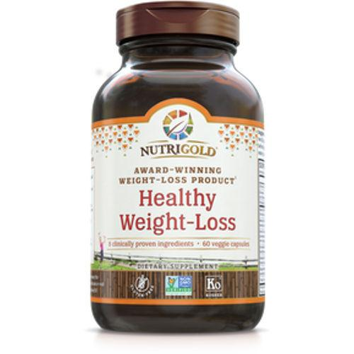 NutriGold - Healthy Weight-Loss Gold 60 VCaps|