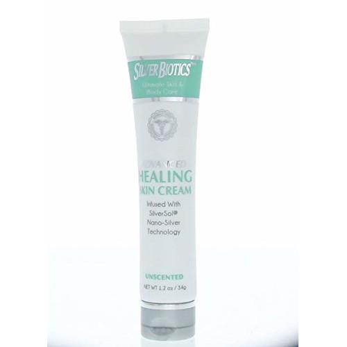 Silver Biotics Advanced Healing Skin Cream 1.2 oz-Silver Biotics-Ur Vitamins