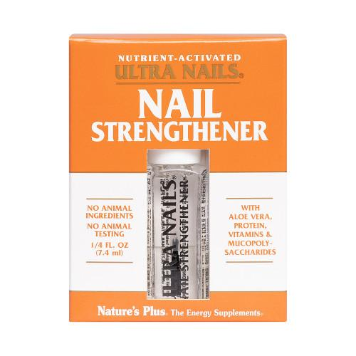 Ultra Nails Nutrient Activated Strengthener-Nature's Plus-Ur Vitamins