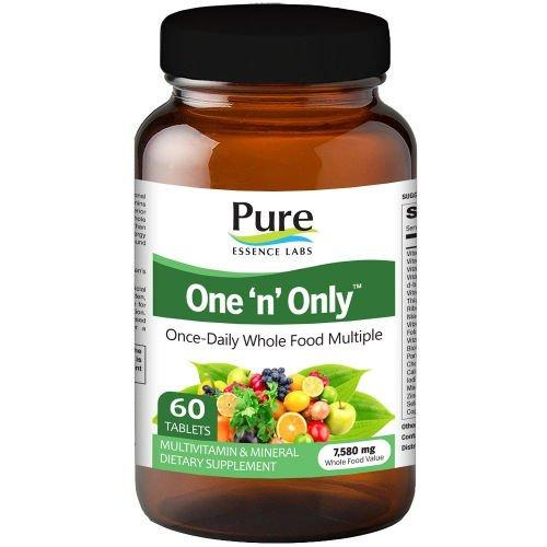 Pure Essence Labs - One 'n' Only 60 Tablets|