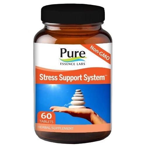 Pure Essence Labs - Stress Support System 60 Tablets|
