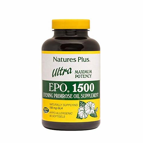 Nature's Plus Ultra EPO 1500 Mg Softgels 90-Nature's Plus-Ur Vitamins