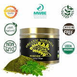 Moringa Organic Powder 6.0 Oz