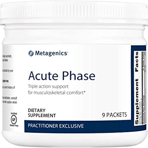 Metagenics Acute Phase 9 pkts
