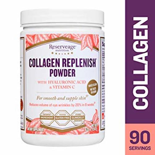ReserveAge Collagen Replenish Powder 8.25 Oz-ReserveAge-Ur Vitamins