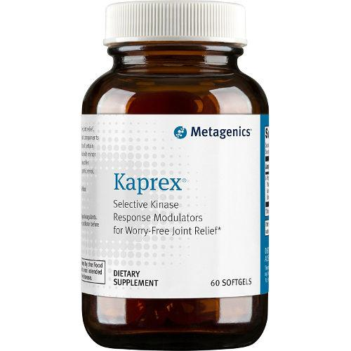 Metagenics Kaprex 60 softgels|Metagenics - Kaprex 60 softgels|Natural Factors - Biotin 300mcg 90 Tabs|||||