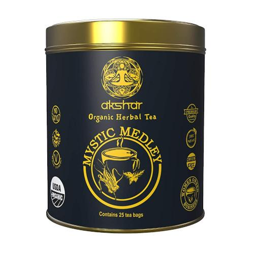 Mystic Medley Organic Herbal Tea