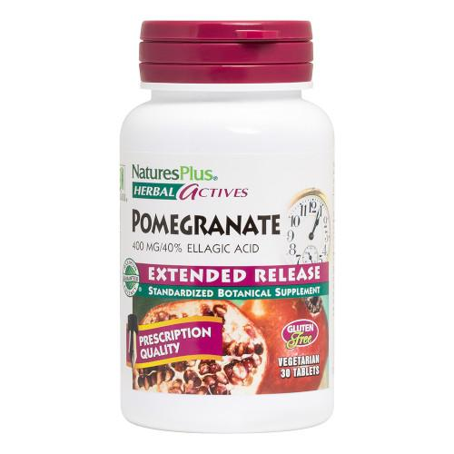 Nature's Plus Pomegranate 30 Tabs-Nature's Plus-Ur Vitamins