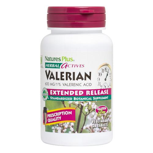 Nature's Plus Valerian 600 Mg 30 Tabs-Nature's Plus-Ur Vitamins