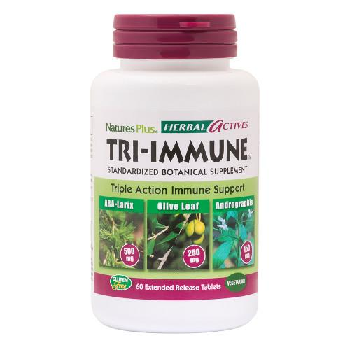 Nature's Plus Tri Immune 60 Tablets-Nature's Plus-Ur Vitamins