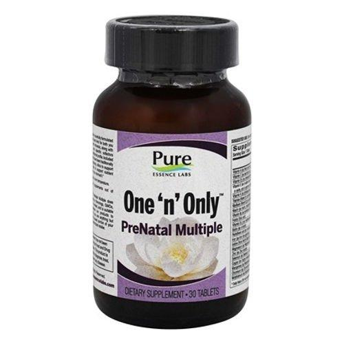 Pure Essence Labs - One 'n' Only PreNatal 30 Tabs|