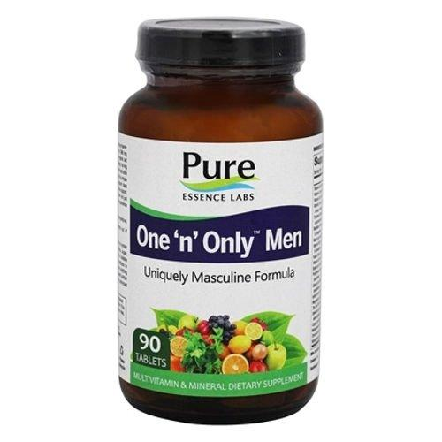 Pure Essence Labs - One 'n' Only Men's 90 Tablets|