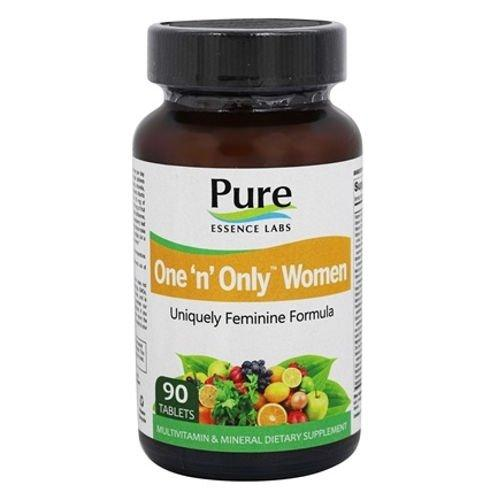 Pure Essence Labs - One 'n' Only Women's 90 Tablets|