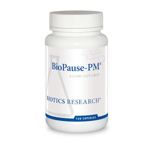 Biotics Research BioPause-PM 120 Caps