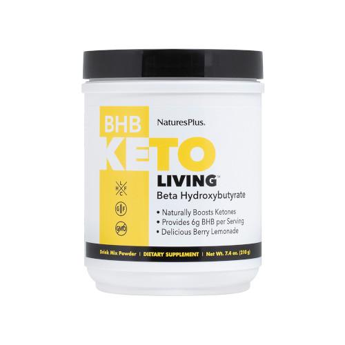 KetoLiving BHB Berry Lemonade Drink Mix-Nature's Plus-Ur Vitamins