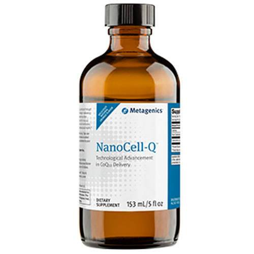 Metagenics - NanoCell-Q Liquid 5 oz