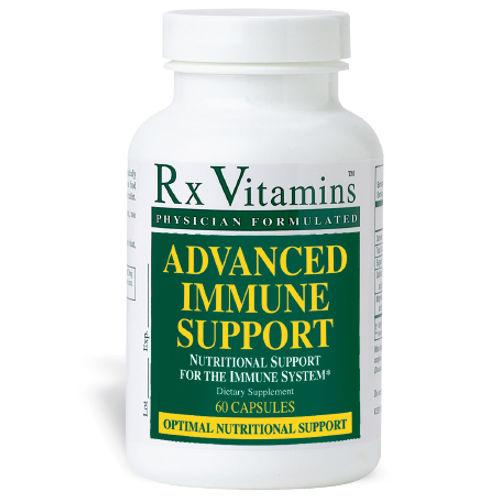 Rx Vitamins - Adv. Immune Support - 60 Caps|||